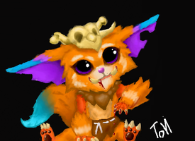 Gnar fanart by ToviAlmighty