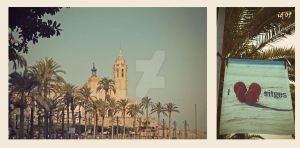 Sitges by Pithana