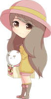 Bee and Puppycat by KelsoBunny