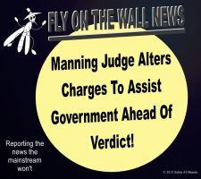 Judge Assists Government By Changing Charges by IAmTheUnison
