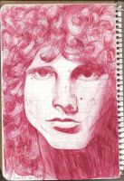 Jim Morrison by Varua3
