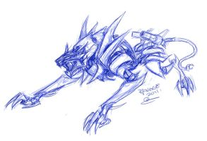 TFP Fan Design Ravage by BLACK-HEART-SPIRAL