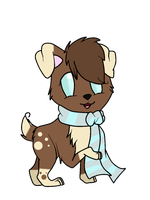 .Fawn Pup: Name Your Price. CLOSED by cappucinii