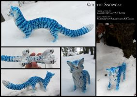 Cid the Snowcat by Sysirauta