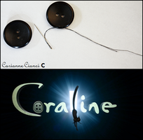 Coraline by CarianneCouture