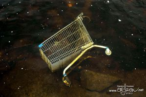 Drowning Consumerism by kil1k