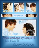 HSM2 Everyday Note Package by Lizzy295