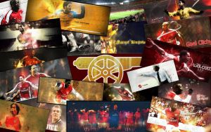 Arsenal Collage pt.2 by jumping4jc