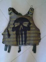 My Punisher Body Armor 1.0 by OniPunisher