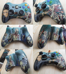 Custom Zombie Survivor Pad by Joel-Wade