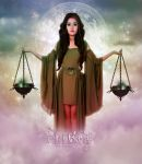 Libra - The Scales by BloomingRoseXeniia
