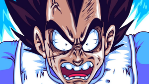 Dragon Ball Zee Vegeta 3 by GT4tube