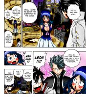 Fairy Tail - What's mine. by LaariTonks