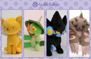 COMMISSIONS CLOSED::::I'll OPEN ONLY IN 2013 by Witchiko