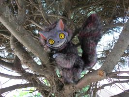 OOAK Cheshire Cat ( by Vladimir Sukhanov ) by Sukhanov