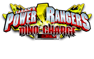 Dino Charge logo v2 by JoeShiba