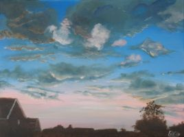 Sunset Study 2 by pictsy