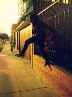 Try To Jump by bcrayon
