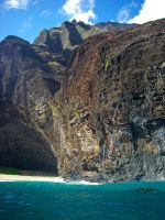 Napali cliff by digitalwiz