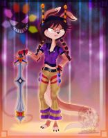 .: Gift: Nico MP and Sunny Bow :. by AstaAura