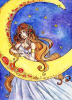 Goodnight moon by MaryIL