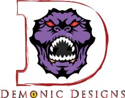 Demonic Designs Re-Design(Work In Progress Stage2) by Car2nst