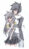 AT: Couple? :I by XxAkaiAuraxX