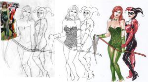 Harley_Ivy steps by gallygan
