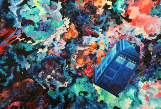 Doctor Who by DollyChippewa
