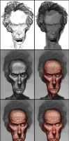 Clint Eastwood process by davisales