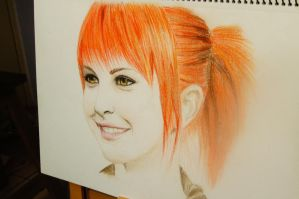 paramore by shadowkage619