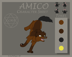 Amico by LunaThePuppeh