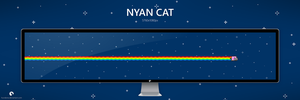 Nyan Cat by hundone