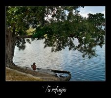 Tu refugio by disalicia