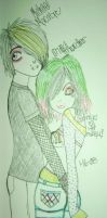 Miki Luffs Mikey by Atrocity-Exhibition