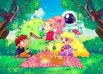 Picnic Time! by Kiresoup