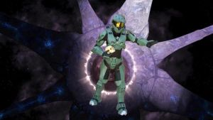 HALO: Got the Skull, time to book it in zero grav by Cadmus130