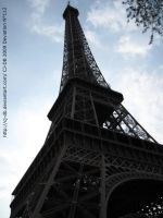 Tour Eiffel N2 by CJ-DB