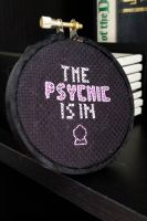 The Psychic Is In by MordsithCara