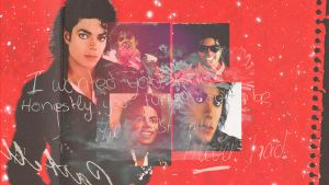 Wallpaper Michael Jackson. by VaneandTheWaffle