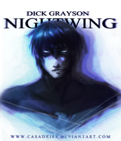 Nightwing by Casadriss