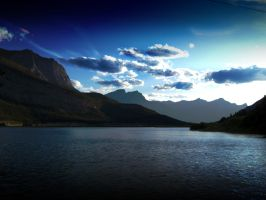Bow Valley by Nachtfall