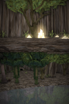 FH: Palm Island Cave by Feral-Hyena