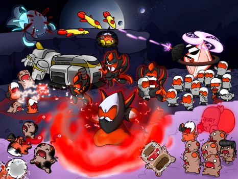 Carbot StarCrafts co op Alarak in Mine Evacuation by CountryGump