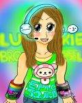 My Best Friend Lukie :3 by LinkLover37