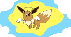 Eevee god by Eeveeworlds