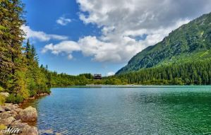 Mountains - Tatry - Morskie Oko by miirex