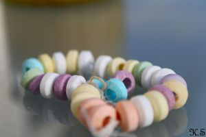 candy necklace by kihi1114
