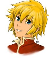 my beautiful Tristan by nomers-sushi