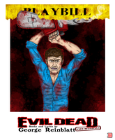 Evil Dead: The Musical_B by thesometimers